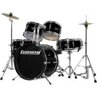 LUDWIG JUNIOR LJR1061 BLACK