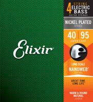 ELIXIR 14002 SUPER LIGHT 40-95 NW LONG SCALE STRUNY BASOWE