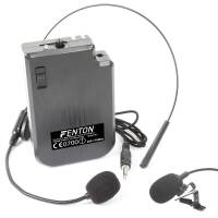 FENTON HEADSET 200.175 WIRELESS VHF