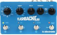 TC ELECTRONIC FLASHBACK 2 X4 DELAY