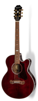 EPIPHONE EJ 200 COUPE WR