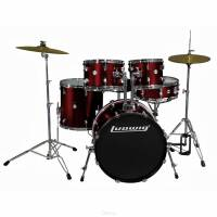 LUDWIG ACCENT FUSE LC170 RED + PZ1418
