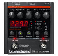 TC ELECTRONIC ND1 NOVA DELAY
