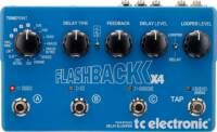 TC ELECTRONIC FLASHBACK X4 DEALEY LOOPER
