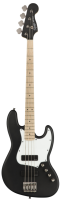 SQUIER CONTEMPORARY ACTIVE JAZZ BASS HHMNFLT BLK 037-0450-510