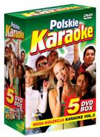 DVD POLSKIE KARAOKE VOL.3 BOX
