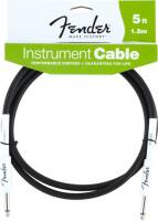 FENDER 5 INST CABLE BLK 099-0820-004