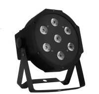 LIGHTGO PAR FLAT 3IN1 7X9W RGB