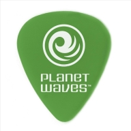 PLANEY WAVES KOSTKA DO GITARY MEDIUM ZIELONA 0,85mm