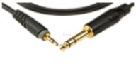 KLOTZ AS-MJ0150 KABEL 1,5m JACK/MINI JACK
