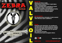 ZEBRA MUSIC VALVE OIL SMAR DO TŁOKÓW TRĄBKI 100ml