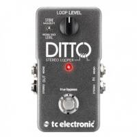 TC ELECTRONIC DITTO STEREO LOOPER