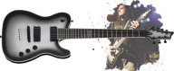 SCHECTER CHRIS GARZA