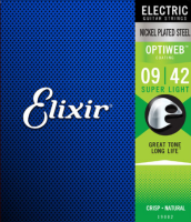 ELIXIR 19002 OPTIWEB SUPER LIGHT 9-42