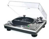 AUDIO TECHNICA AT-LP120USB HC SREBRNY