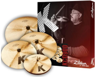 ZILDJIAN K CUSTOM DARK BOX SET KCD900