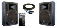 RH SOUND PP-12SET-MP3-FM+BT