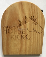 ORTEGA HORSE KICK V2 STOMP BOX