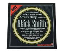 BLACK SMITH ABR-1047 STRUNY AKUSTYK BRONZE EXTRA LIGHT