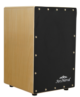 ARS NOVA WL-507 BLACK CAJON BASS WOOD
