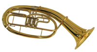 EVER PLAY TH-450 TENOR HORN SAKSHORN TENOROWY