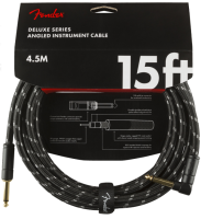 FENDER DELUXE 15 ANGL INST CABLE BTW KABEL 4.5m 099-0820-085