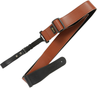 IBANEZ GSQ501-BR GUITAR STRAP BROWN