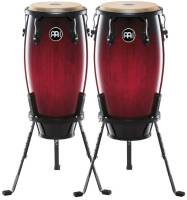 MEINL HC512 WRB 11 +12 CONGA SET MAPLE WINERED