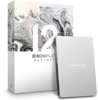NATIVE INSTRUMENTS KOMPLETE 12 ULTIMATE COLLECTORS EDITION UPGRADE Z KOMPLETE ULTIMATE 8-12
