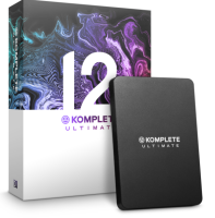 NATIVE INSTRUMENTS KOMPLETE 12 ULTIMATE UPGRADE Z KOMPLETE SELECT