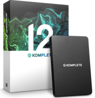 NATIVE INSTRUMENTS KOMPLETE 12 UPGRADE Z KOMPLETE SELECT