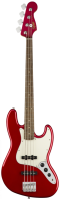 SQUIER CONTEMPORARY JAZZ BASS LRL MET RD 037-0400-525
