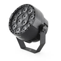 FLASH LED PAR 36 12X3W GRBW