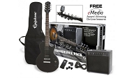 EPIPHONE LES PAUL SPECIAL II EB PERFORMANCE PACK ZESTAW GITAROWY