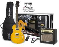 EPIPHONE SLASH AFD LES PAUL SPECIAL II PERFORMANCE PACK ZESTAW GITAROWY