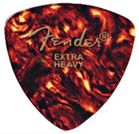 FENDER SHELL PICK X-HEAVY 098-0346-600