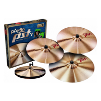 PAISTE PST7 ROCK SET+ 18 CRASH