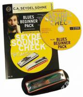 SEYDEL BLUES BEGINNER PACK HARMONIJKA