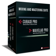 STEINBERG CUBASE PRO WAVELAB PRO MIXING AND MASTERING SUITE